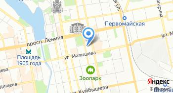 Багетная мастерская Эя на карте