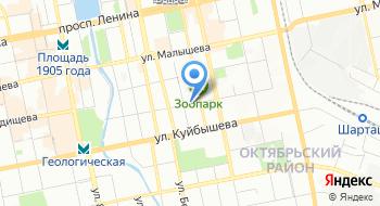 Интернет-магазин Ekabas.ru на карте