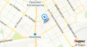 ПКФ Профлайн на карте