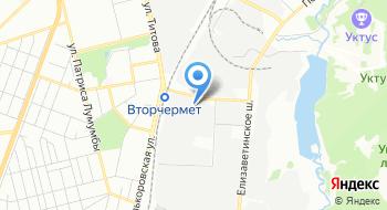 Мехпром на карте