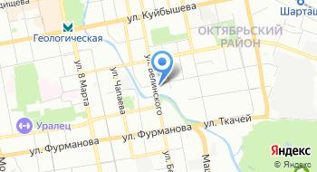 Транслак Урал на карте