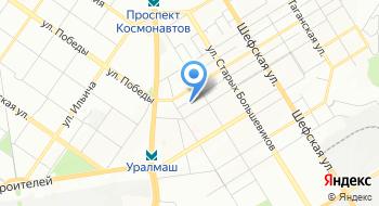 УралЭнергоКомпани на карте