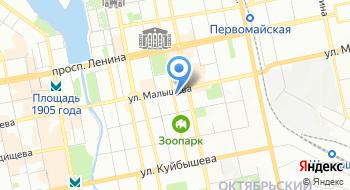 Мегапром на карте