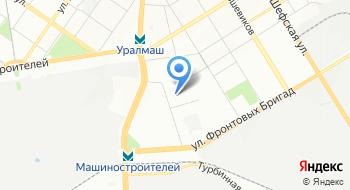 Пожарный минимаркет на карте