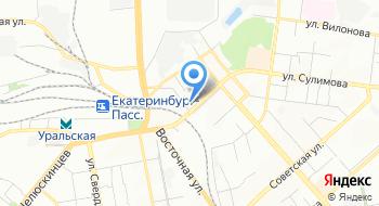 О.С.А. на карте