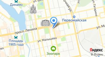 GPS Партизан на карте