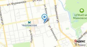 Ювелирный завод на карте