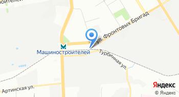 УралЭнергоКомплект на карте
