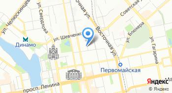 Ураллеспром на карте