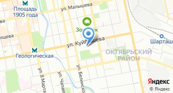 Коляскин на карте