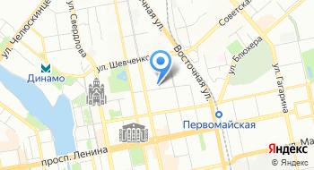 Патентный центр Бренд Урала на карте