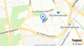 СПК Стоун на карте