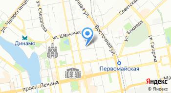 Центр транспортной логистики Скороходофф на карте