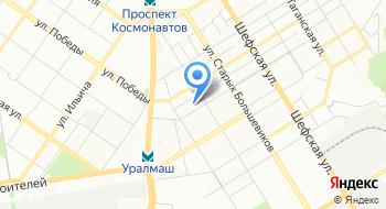 Пасека на карте