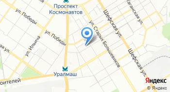 Ам-Групп на карте