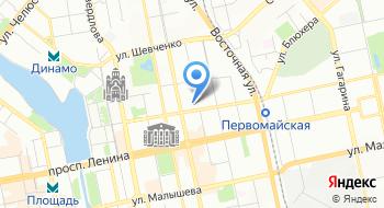 ФГБУ Дом офицеров Центрального военного округа Министерства обороны России на карте
