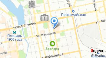 Центр технического обслуживания КСМ на карте
