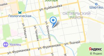 ГраверЕКБ на карте