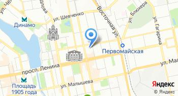 Диагностический кабинет Козловой Е.В. на карте