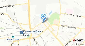 Айрон-Рус на карте