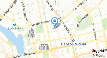 ВЭД-Аутсорсинг на карте