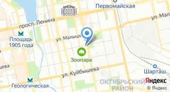 Модельное агентство HelloModa на карте