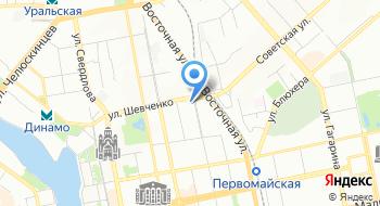 Авто Детейлинг центр Бажовский на карте