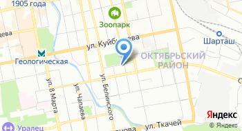 Творческая мастерская Диптих на карте