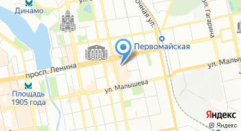 Пери на карте