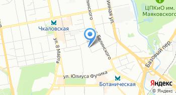 Интернет-магазин ТонБон на карте
