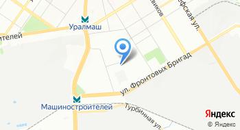 ЖСК Союз на карте