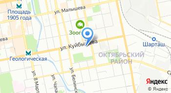 Интернет-магазин Model43.ru на карте