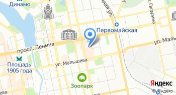 Экспонорм на карте