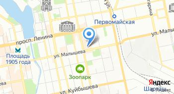 Мелдана - системный интегратор на карте