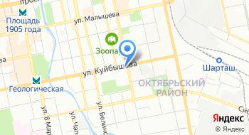 СТБ-Финанс на карте
