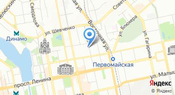 Уральский Региональный центр Судебной Экспертизы Министерства Юстиции России на карте