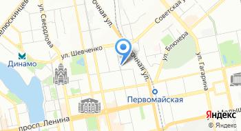 Кировский районный суд на карте