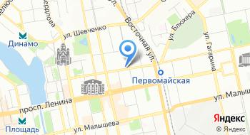 Половик на карте