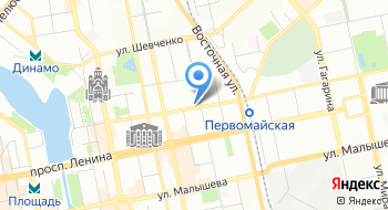Школа-студия Владимира Мотчаного на карте