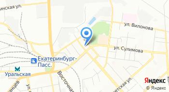 Интернет-магазин Funburg.ru на карте