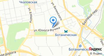 Уралтехнохолод Офис на карте