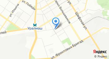Отдел инспекционного контроля Орджоникидзевского района на карте