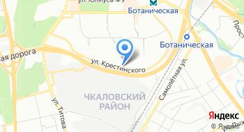 МАОУ Лицей № 180 Полифорум на карте