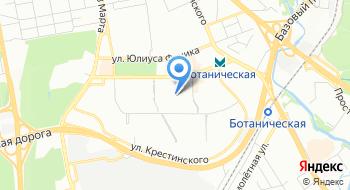 Прокуратура Чкаловского района г. Екатеринбурга на карте
