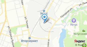 АвтоТехЦентр на Самолетной на карте
