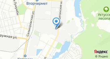 ProСТО-Сервис на карте