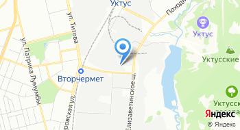 Гринберри на карте