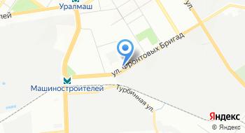 Эвэн на карте