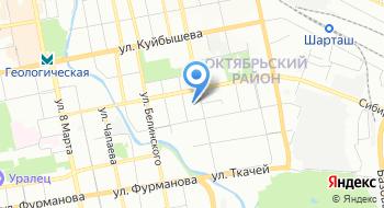 Интернет-магазин Мон Бебе на карте