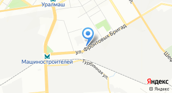 Орматон на карте